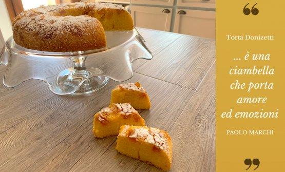 Vi spieghiamo come preparare la torta Donizetti, u