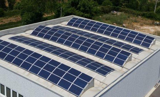 Azienda green: non poteva mancare un efficiente impianto fotovoltaico