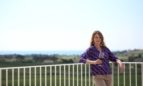 Francesca Planeta (le foto sono di Daniele Mari)