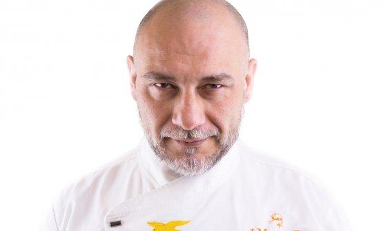 Francesco Martucci, chef e patron de I Masanielli