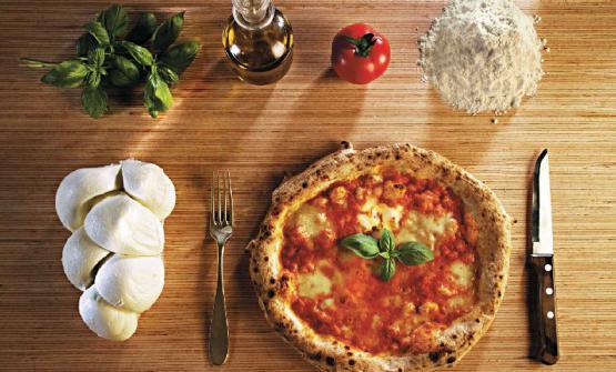 Tania Mauri raccontaper Identità Golose la pizz