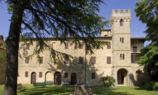 CastelGiocondo è la Tenuta di Montalcino della fa