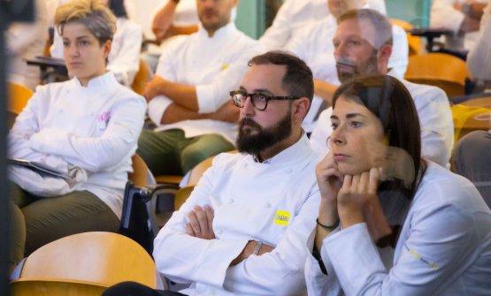 Lucia De Prai, Marco Primiceri e (sulla sinistra) Valentina Vogli