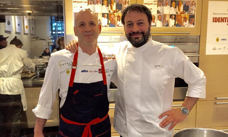 Marc Vetri, chef italo-americano molto popolare a