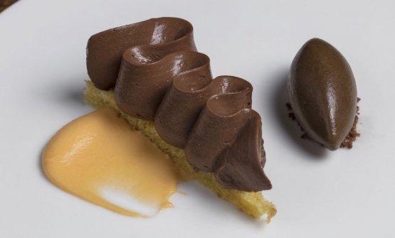 Cioccolato fondente, ginepro, pompelmo e menta