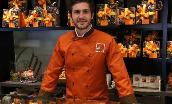 Gabriele Santoro, figlio di Vincenzo e direttore generale della Martesana