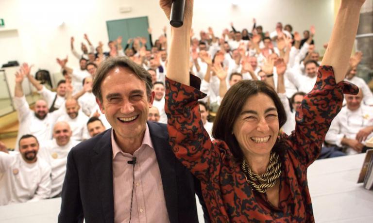 Piero Gabrieli e Chiara Quaglia, gli artefici della rivoluzione di PizzaUp dieci anni fa come adesso