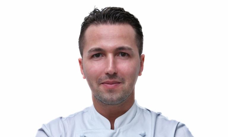 Fabrizio Gagliardi, sous-chefLa Posta Vecchia Hoteldi Palo Laziale (Ladispoli, Roma)