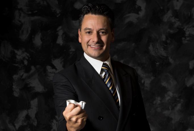 Alessandro Giani, giurato del Premio Birra Moretti Grand Cru 2016 nonché maître dell'Enoteca Pinchiorri (foto Francesca Moschetti)