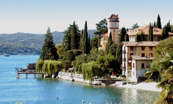 Grand Hotel Fasano, Gardone Riviera