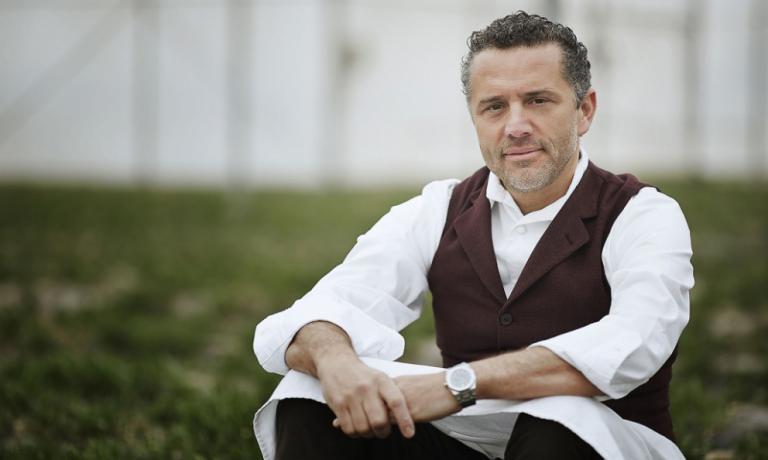 Giancarlo Perbellini, uno dei nove chef protagonisti a Identità di Champagne