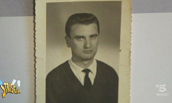 Un giovane Marino Giannoni