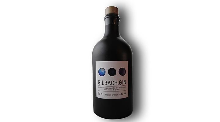 Gilbach.Gin, ilil gin dai sapori di montagna nat