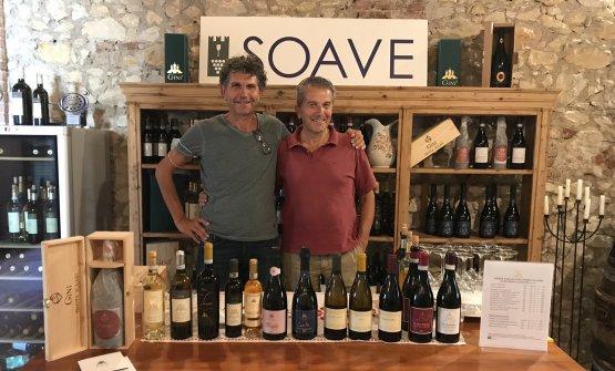 Claudio e Sandro Gini