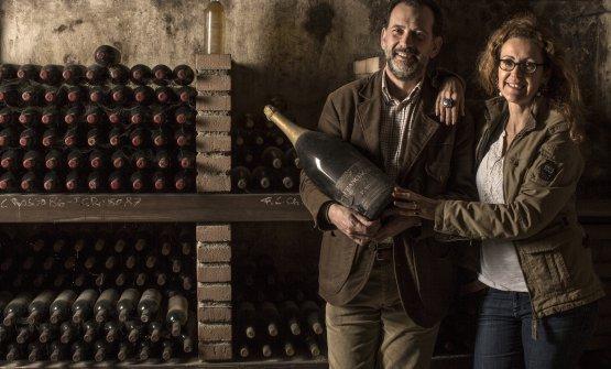 Giulio e Lucia Barzanò possono sorridere: la nuov