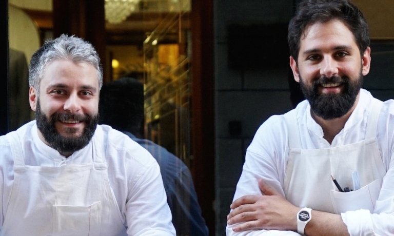 Giuseppe Lo Iudice e Alessandro Miocchi