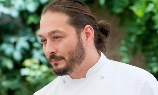 Beppe Rambaldi (Cucina Rambaldi, Villar Dora), protagonista giovedì 8 ottobre con Antonio Buono