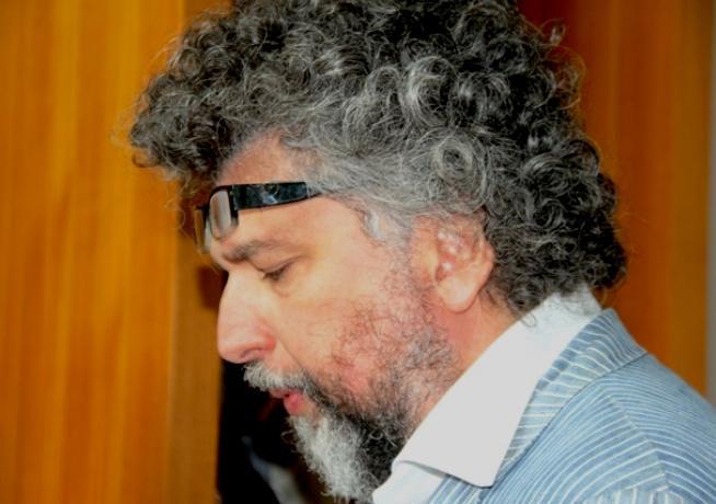 Andrea Grignaffini,parmigiano, classe 1963, è responsabile dellaGuida Vini dell'Espressoe autore di diversi libri (foto Witaly)
