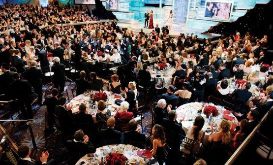 Cena ai Golden Globes