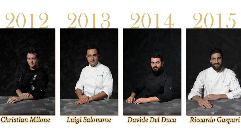 Gli ultimi quattro vincitori del Premio Birra Moretti Grand Cru: chi sarà il prossimo?