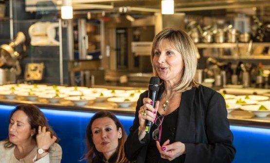 Graziana Grassini spiega la sua visione per il futuro dell'azienda