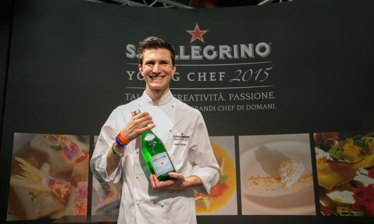 Paolo Griffa è il vincitore della selezione itali