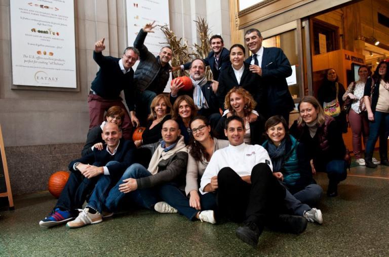 Il team di Identità New York 2012