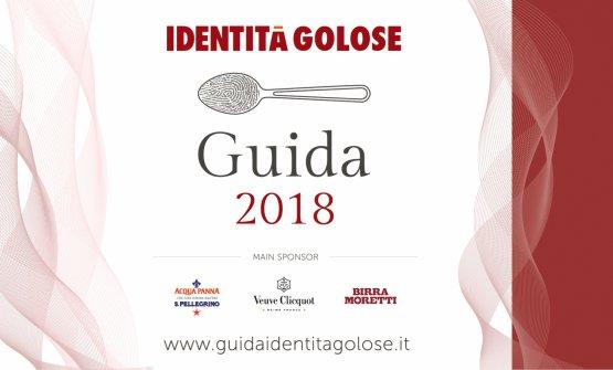 La Guida 2018 di Identità Golose è all'undicesima edizione, la terza interamente online.