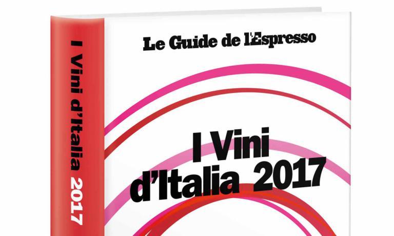 Tutta nuova la guida I Vini d'Italia 2017 dell
