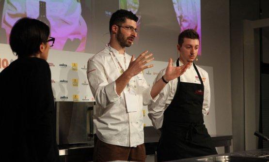 Stefano Guizzetti e Giovanni Ricciardella