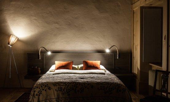 Come sarà una stanza dell'hotel Hammerack a Malborghetto
