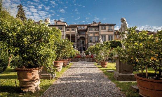 Palazzo Pfanner a Lucca, da inizio anno nuova sede del ristorante L'Imbuto di Tomei