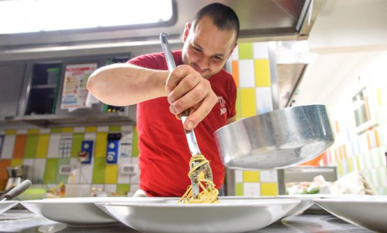 Pietro Cuomo, quarta generazione in cucina