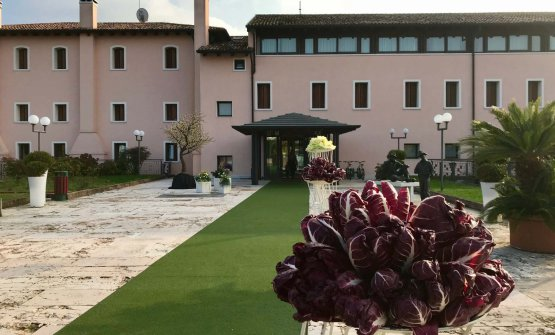 Hotel Fior a Castaelfranco Veneto