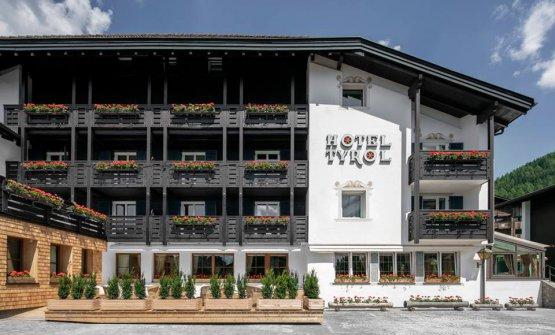 L'hotel Tyrol