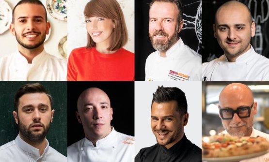 I relatori di Identità di Pizza 2021: dall'al