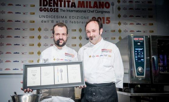 Matteo Aloe e Massimo Giuliana, relatori a Identità Milano 2015