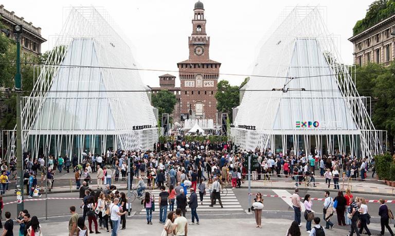 Expo Gate a Milano, dove si tiene la conferenza stampa di presentazione