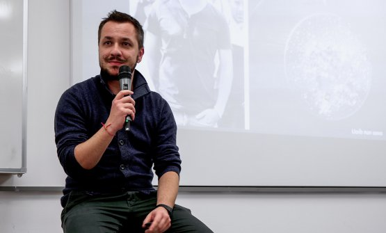 Dario Guidi allo Ied