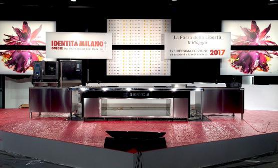 Lavori in corso, venerdì 3 marzo, nell'Auditorium del MiCo in via Gattamelata a Milano