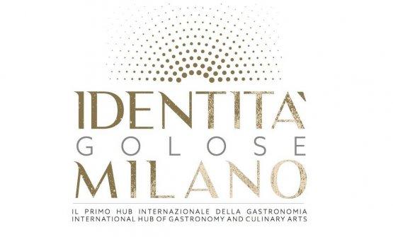 Il logo di Identità Golose Milano: lo spazio di via Romagnosi al 3 a Milano sarà inagurato il prossimo 18 settembre