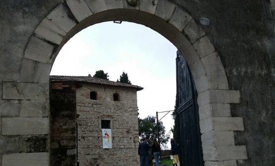 Il castello della regina Cornaroad Asolo