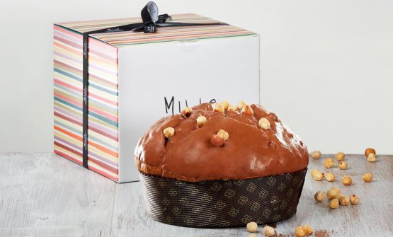 Panettone Gianduiotto