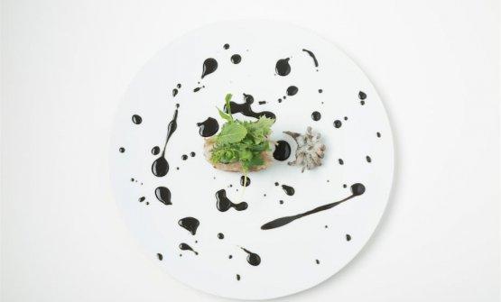 Seppiette in rete di maiale di Daniele Lippi,Acq