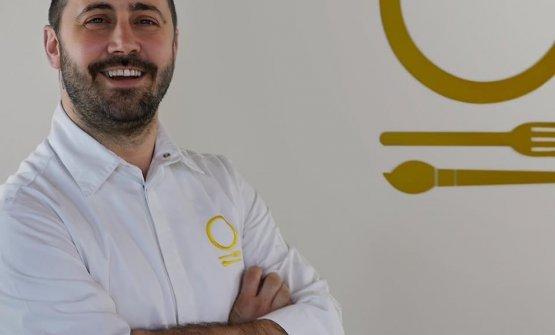 Davide Camaioni, chef del ristorante Posto Nuovo