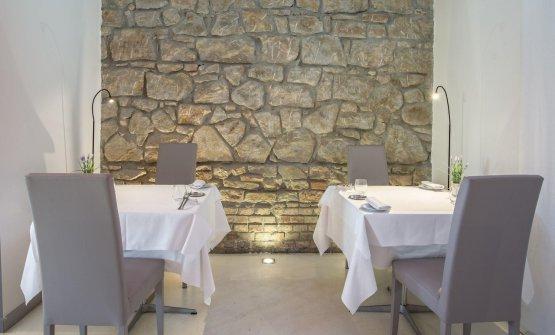 La sala del ristorante omonimo, Massimo Carleo