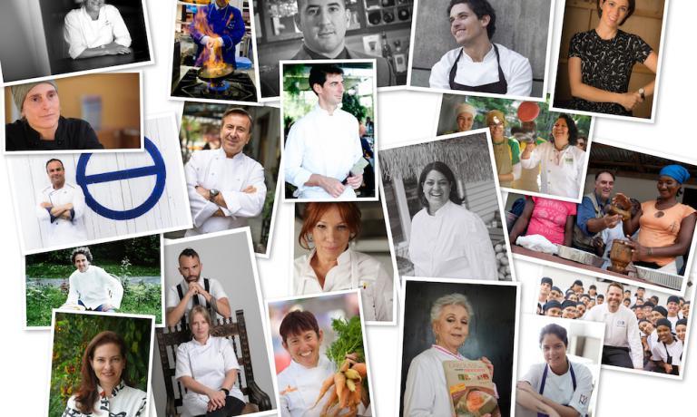 Gli chef finalisti