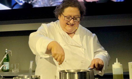 Valeria Piccini, due stelle Michelin da oltre un ventennio