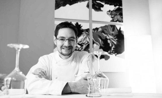 Lo chef Marco Rossi