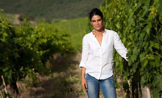 Cecilia Leoneschi, grande donna del vino aCastig